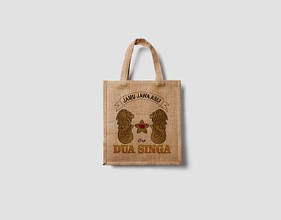 Redesign (logo) Cap Dua Singa