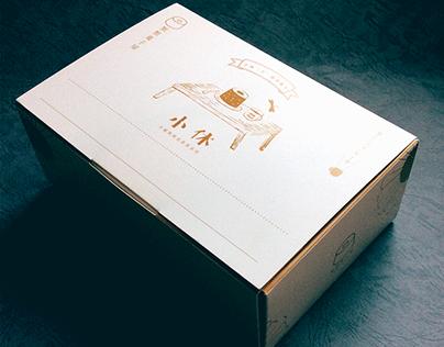 默默菓子屋|小休系列