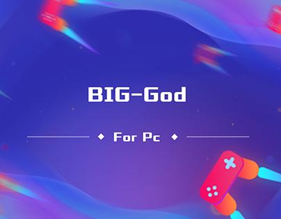 工作项目 Big-God(Part 1)