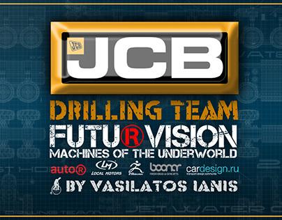 JCB Drilling Team by Vasilatos Ianis