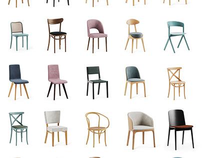 CGI Fameg Chairs