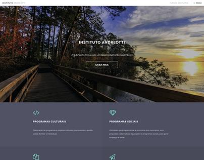 Website Instituto