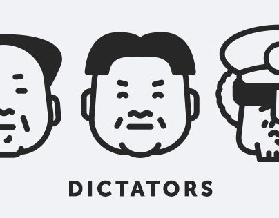 Dictators / Icons / Personal Project