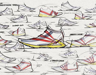 Shoe Sketches-2011~2014