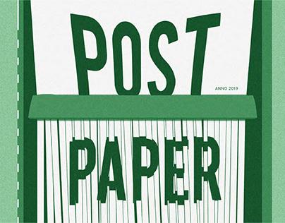 Post Paper magazine