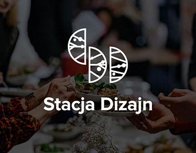 Stacja Dizajn - restaurant rebranding