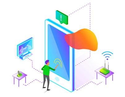 Técnico Virtual (app da Oi)