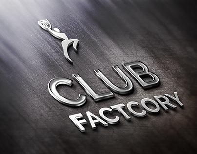 Club Factcory UI/UX Web Design