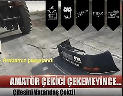 Allianz Yolda - Viral Kampanya