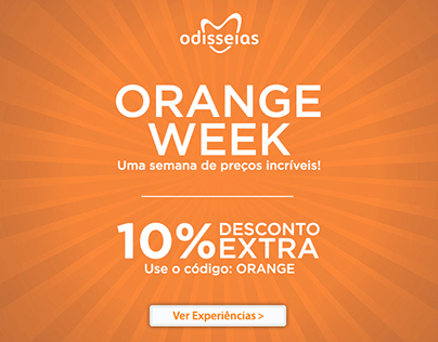 Orange Week - Digital Campaign