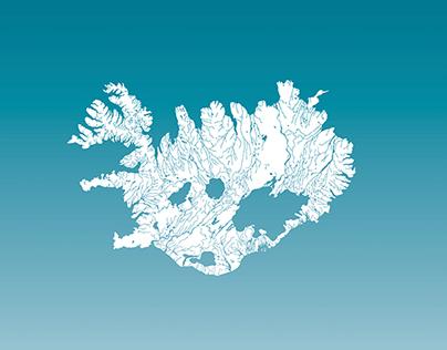 Við Island. Identitat gràfica d'un país