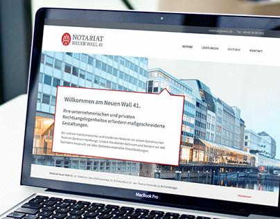 NW41 – Web Design