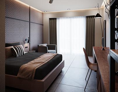 Hotel room suite, Kos