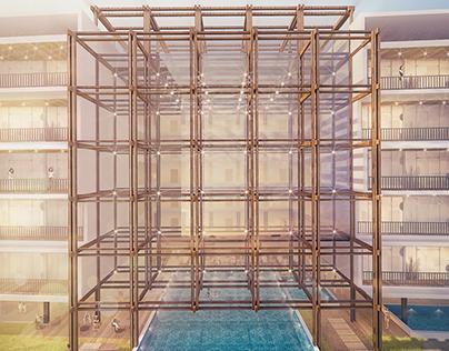 Render Process | Palo Hotel