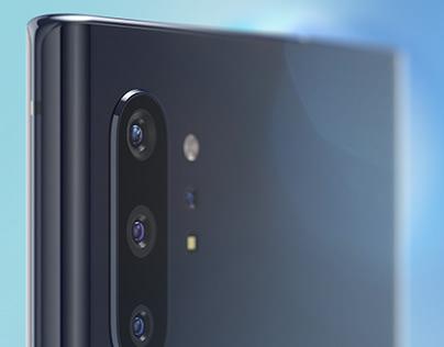 Photorealistic phone rendering