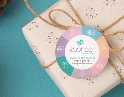 Zoohoor Rebranding