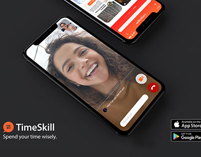 Time Skill Mobile app
