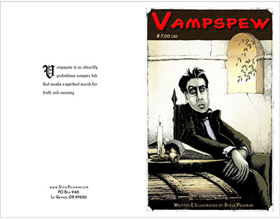 Vampspew - Graphic Novel