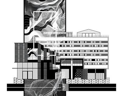 """""""唤醒.初心""""心灵公益艺术展 上海 8号桥创意园 2017.10"""