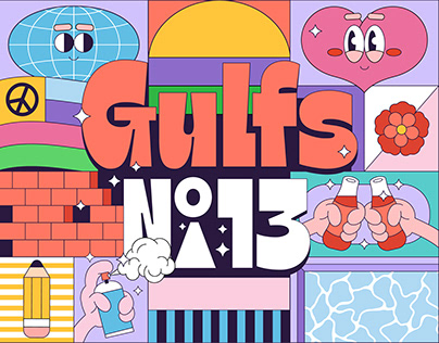 Gulfs Display Font