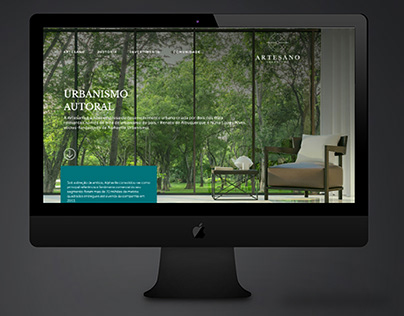 Site - Artesano - WordPress