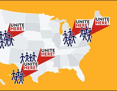 Unite Here Animation