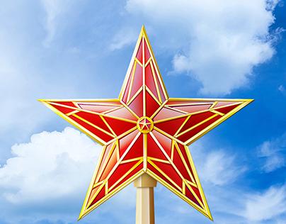 Website for Traiding House Kremlevsky