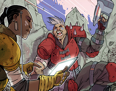 """Mutants & Masterminds Time Traveller's Handbook"" RPG"