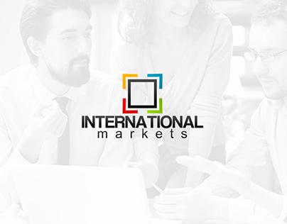 International Markets Corporate Identity