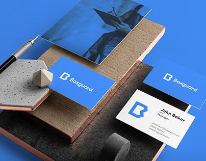 Boxguard - Branding