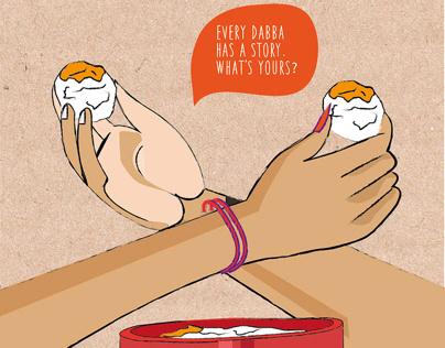 Social Media campaign for Mast Kalandar - Dabba Stories
