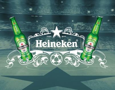 HEINEKEN GREEN CARD. UEFA Champions League Activation
