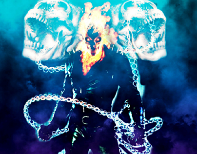The ghostrider unleashed