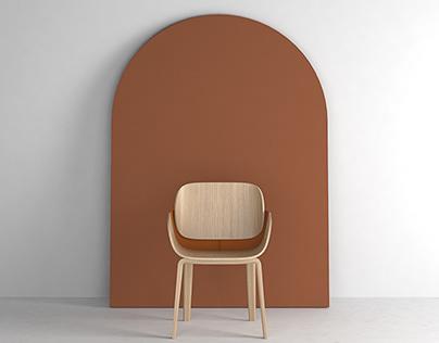 East Chair