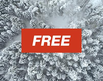 Free Aerial Footages