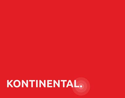 Media Holding KONTINENTAL | Website