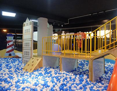 Kế hoạch kinh doanh khu vui chơi trẻ em