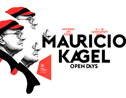 Hommage to Mauricio Kagel - Onasis Cultural Cente