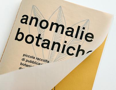 anomalie botaniche