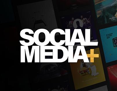 Social Media +