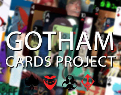 Gotham Cards Project