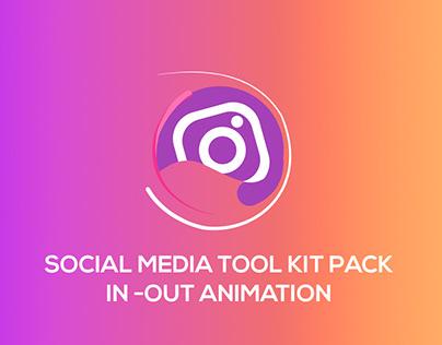 Social Media Pack Toolkit | MOGRT for Premiere Pro