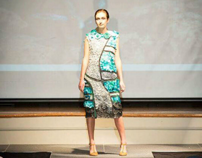 Design X Fashion Show Look