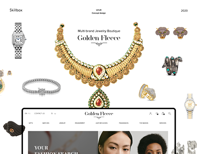 Golden Fleece — Jewelry Boutique