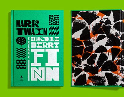 Mark Twain - book cover