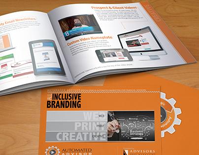 Automated Advisor Branding Booklet