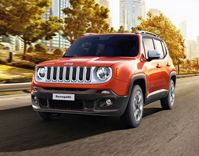 Jeep Renegade | Passatempo Facebook