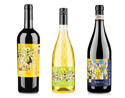 Taller wine