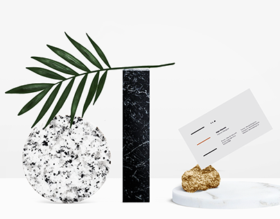 Marble Design - Logo and Branding