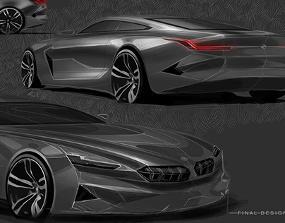 BMW COUPÉ STUDY